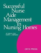 Successful Nurse Aide Management in Nursing Homes-ExLibrary