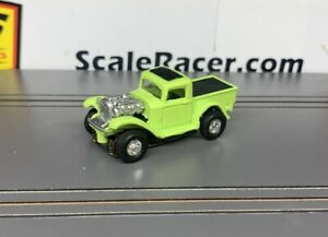 Lime '32 FORD PICK UP Body(ONLY) Custom Body for Aurora Slimline Chassis