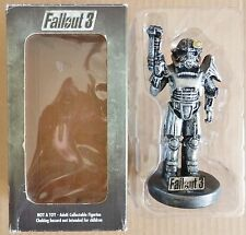 Fallout 3 Brotherhood Of Steel Figure Statue From Limited Collector's Edition