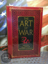NEW SEALED The Art of War & Other Eastern Thoughts Bonded Leather Ed - Sun Tzu