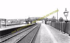 Millerhill Railway Station Photo. Edinburgh to Esknbank and Gilmerton Lines (1)