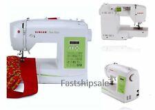 NEW SEWING MACHINE SINGER Heavy Duty 60-Stitch Industrial Sew Embroidery Fashion
