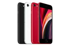 iPhone SE 2020 64GB 128GB 256GB schwarz weiß rot Apple Smartphone