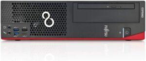 Fujitsu ESPRIMO D958/E94+Desktop PC i7-8700 8GB 256GB SSD Black D0958P0005GB