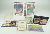 Famicom *Dragon Ninja* SFC OVP mit Anleitung CiB NTSC-J