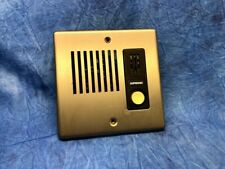 Aiphone Le-Da Flush Mount Audio Stainless Steel Door Station