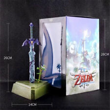 The Legend of Zelda: Skyward Sword Master Sword PVC Figure Collection Toy in Box