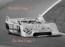 Jo Siffert STP Porsche 917/10 Mid-Ohio CAN AM 1971 photographie