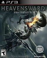 Final Fantasy XIV Online: Heavensward (Sony PlayStation 3, PS3 2015) Brand New