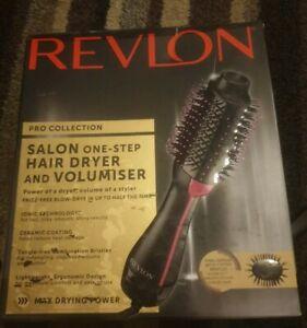 Revlon Pro Collection One-step Hair Dryer and Volumiser Brush