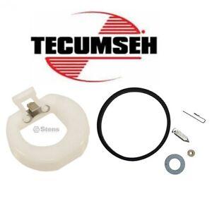 631021 & 632019 Original Tecumseh Carb Repair Kit & Float