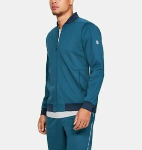 UNDER ARMOUR Athlete RECOVERY 2 PIECE SET Track Suit PANTS & JACKET Mens XXL NEW