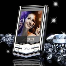 "32GB MP4 MP3 Music Media Video Player Slim 1.8"" LCD FM-Radio Recorder +Earphone"