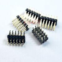 10pcs 2.54mm 3X6 18 Pin Male Three Row Straight Header PCB DIY Connector