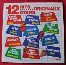 Vinyles LP dalida avec compilation