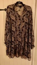New Look Curves. Brand New With Tags. Chiffon Top Size 26