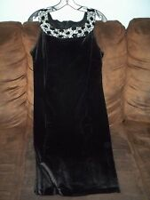 Connected Apparel size 12 Black Dress