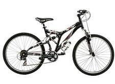 """Bicicletta MTB Full suspension GALANT 10 ragazzo 26"""" alluminio cambio 21 V bike"""