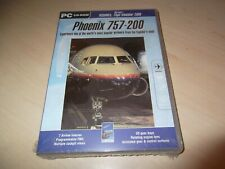 PHOENIX 757-200 ~ Microsoft Flight Simulator 2000 ADD-ON NEW SEALED
