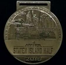 2016 NY Road Runners Staten Island Half Marathon Medal