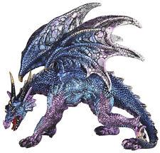 "STALK   Blue Dragon  Statue figurine  H5.25"""
