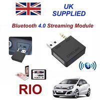 For KIA RIO Bluetooth Music Streaming module Galaxy S6 7 8 9 iPhone 6 7 8 X ect