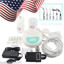 USA Dental Ultrasonic Scaler Self Contained Water+2 Bottles+Handpiece fit EMS