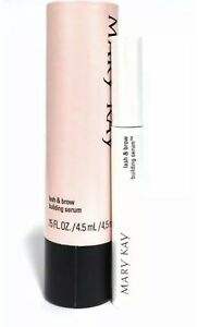 MARY KAY LASH & BROW BUILDING SERUM~THICKER~FULLER LOOKING LASHES!