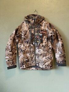 Sitka Gear Hudson Jacket - Waterfowl Marsh Color Medium Tall