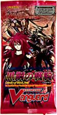 Cardfight Vanguard Cavalry of Black Steel Booster Pack