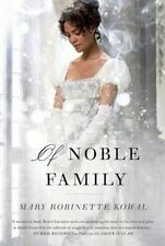 Of Noble Family (Glamourist Histories)-ExLibrary