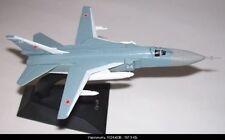 1:170 Sukhoi Su-24 Soviet Airplane model Die Cast & Magazine 10 DeAgostini