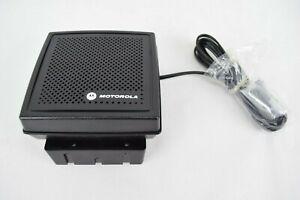Motorola HSN4031B External Speaker Radio two way