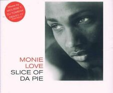 Monie Love Slice of da pie (#1567242) [Maxi-CD]