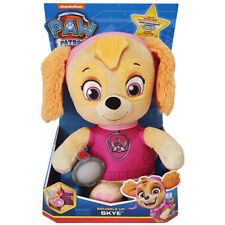 Paw Patrol Skye Soft Toy Snuggle Up Light Up Plush with Lullabies & Sound Age 3+