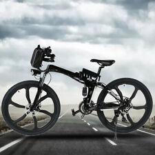 26'' Electric Bike Mountain Bicycle Ebike Shimano 21 Speed 36V Li-Battery 3-Type