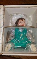 Danbury Mint Porcelain Figurine Doll (Adam) by Elke Hutchens nib