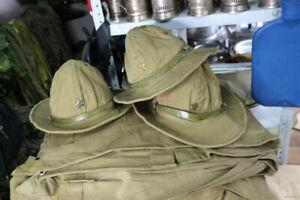 Original Sz.56 Soviet Russian USSR Hat Cap Uniform Panama Afganka Afghanka