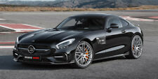 2015 Brabus 600 AUF Basis Mercedes-Benz AMG GT S in 1:18 Scale by Minichamps
