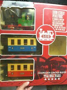 G Scale LGB Passenger Set 23301US
