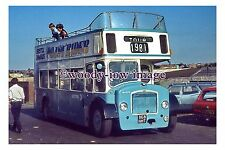 pu0466 - Bristol Coast Rider Bus - 868 NHT at Bristol - photograph
