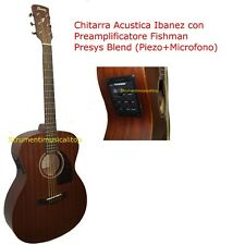 Ibanez Pc12mh Open Pore Natural - Chitarra acustica