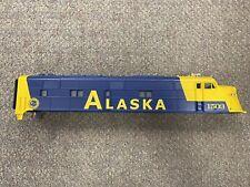 + Mth O Gauge RailKing Alaska #1503 E-3 A Unit Diesel Shell For Parts