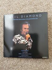 NEIL DIAMOND LIMITED EDITION THIS TIME 4 TRACK CBS COLLECTORS CD UK EP SINGLE
