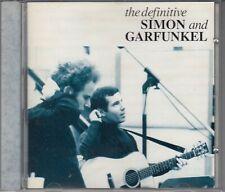 Simon and Garfunkel - definitive Collection