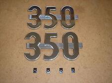 TORQUE AMPLIFIER EMBLEMS //# 18-25-382 IH// FARMALL 350 300 NEW 400// 450