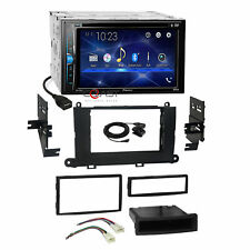 Pioneer DVD USB Camera Input Stereo Dash Kit Harness for 2011-14 Toyota Sienna