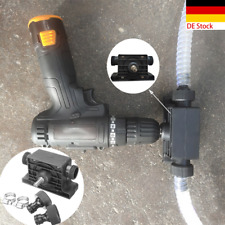 Mini Tragbare Bohrmaschine Selbstansaugende Transferpumpe Flüssigkeit Drill Pump