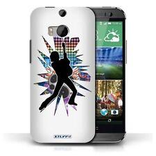 Étuis, housses et coques blancs HTC One M8 pour téléphone mobile et assistant personnel (PDA) HTC