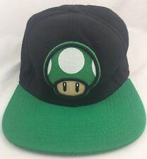 7779f9808ac32 Super Mario Bros 1 SETA Gorra Sombrero Negro Nintendo Gorra De Béisbol  Jugador
